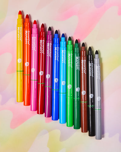 Micador Colourfun Marker Set of 12