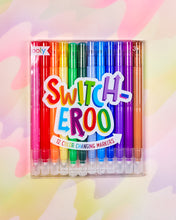 Ooly Switcheroo Color Changing Marker Set of 12