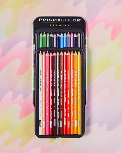 Prismacolor Colored Pencil Set of 24