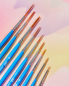 Princeton Select Liner Brushes