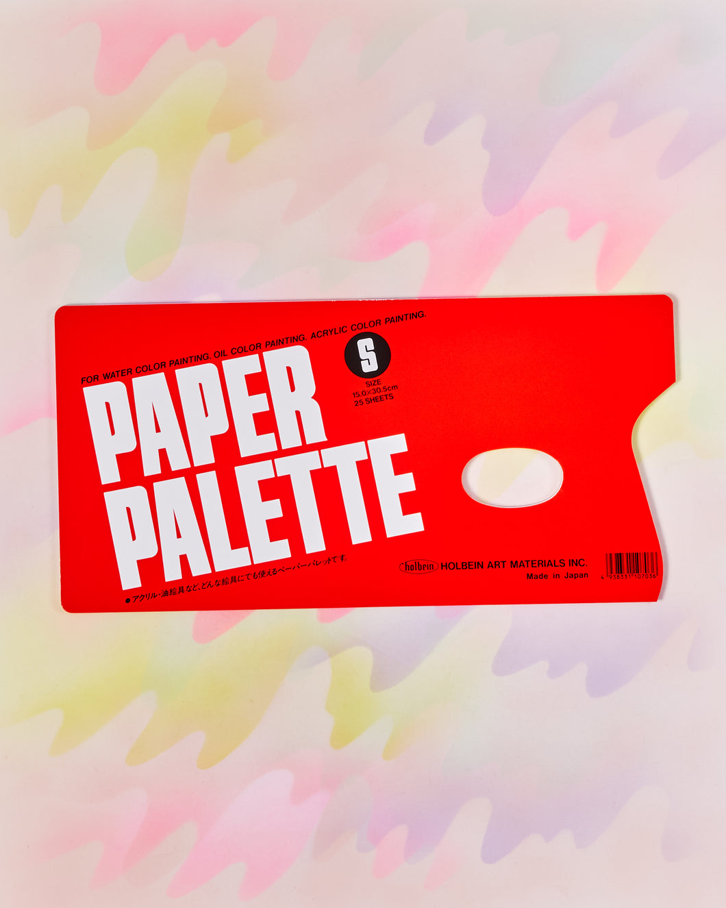Holbein Large Paper Palette Pad