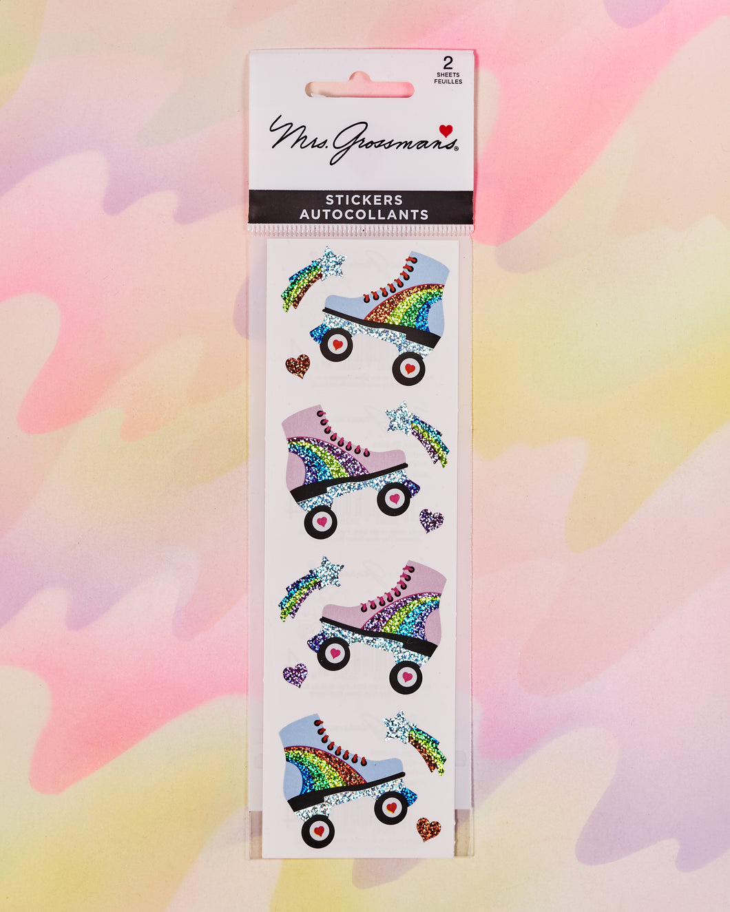 Roller Skate Stickers