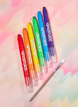 Ooly Smooth Stix Watercolor Crayon Set of 6