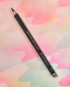 Castell 9000 Series Jumbo Graphite Pencil