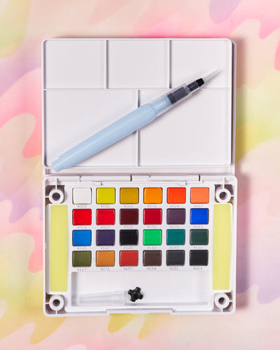 Sakura Koi Pan Watercolor Set of 24