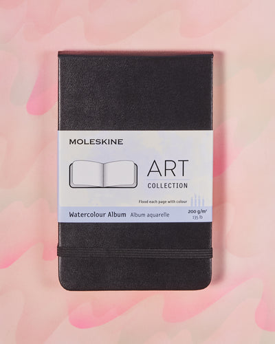 Moleskine Watercolor Notebook - 3.5 x 5.5