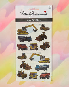 Tractors & Trucks Stickers