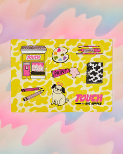 Touch Sticker Sheet