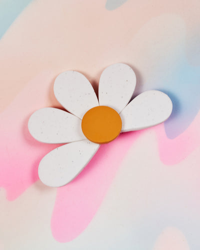 Big Daisy Barrette