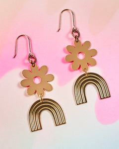 Bellis Rays Earrings