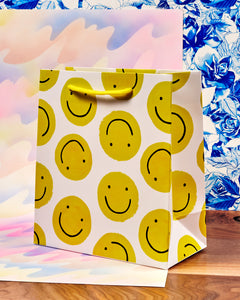 Smiley Gift Bag