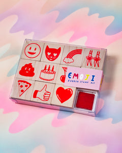 Emoji Stamp Kit