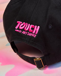 Touch Ghost Hat - Black