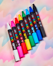 Posca 5M Paint Marker Set of 8