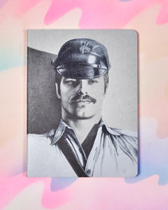 Soldier Mini Notebook