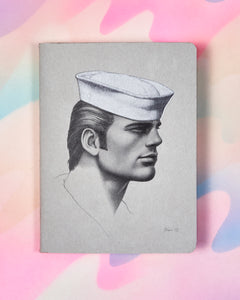 Sailor Mini Notebook