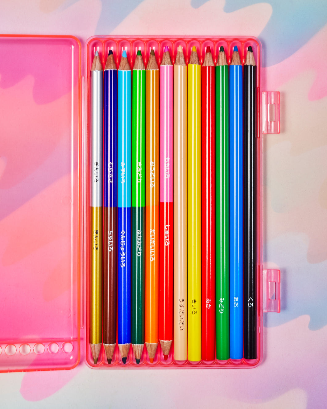 Kutsuwa Colored Pencil Set