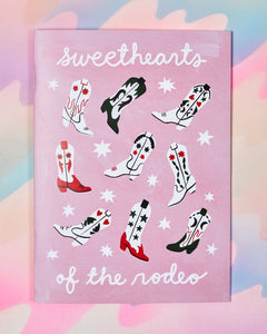 Sweethearts of the Rodeo Zine