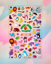 Ooly Happy Zoo Stickers