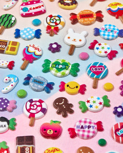 Ooly Candy Time Stickers