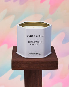 Champagne Brunch Candle