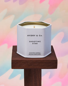 Shooting Star Candle