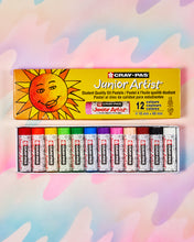 Cray-Pas Junior Artist Chubbies Oil Pastels Set of 12