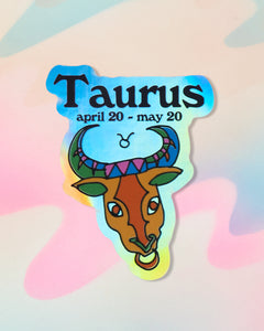 Zodiac Stickers