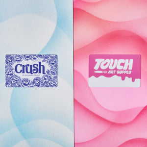 Crush & Touch Gift Card