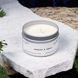 1502 Travel Candle