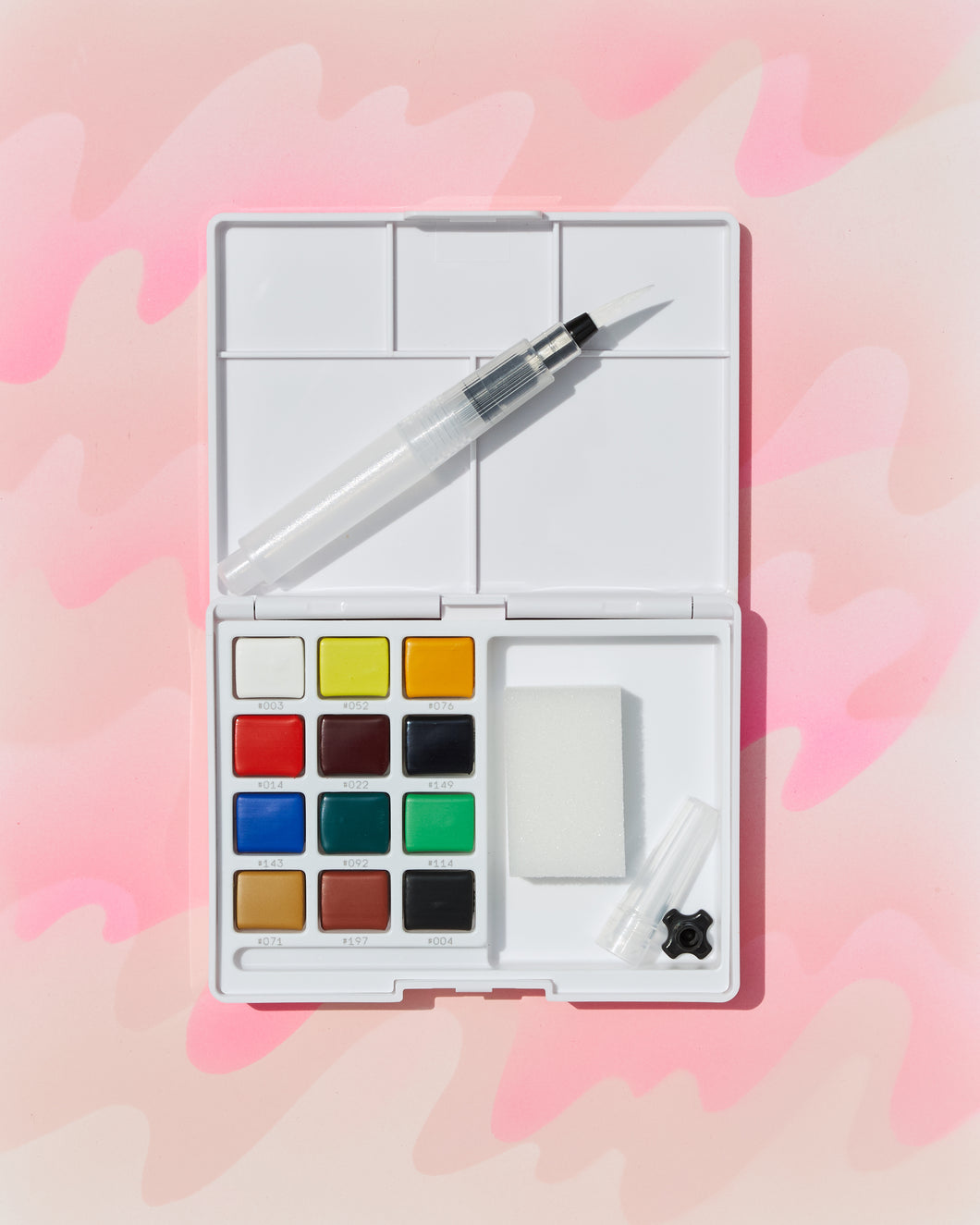 Sakura Koi Pan Watercolor Set