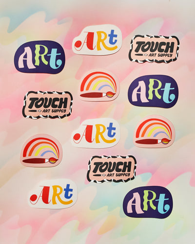 Touch Stickers
