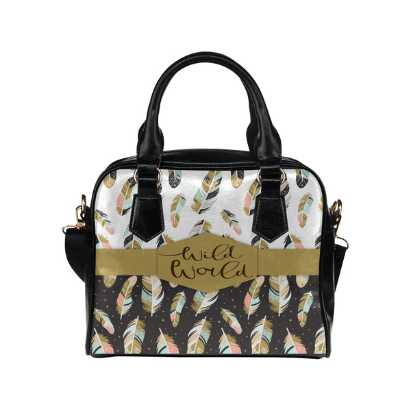 Wild World Shoulder Handbag - Swamp Kicks