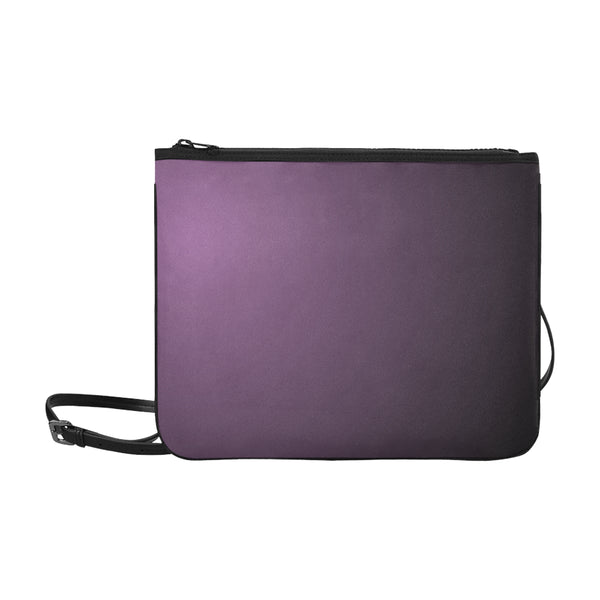 Deep Purple Slim Clutch Handbag - Swamp Kicks