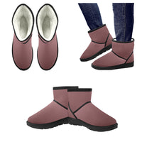 Women's Winter Cherry Low Top Snow Boots