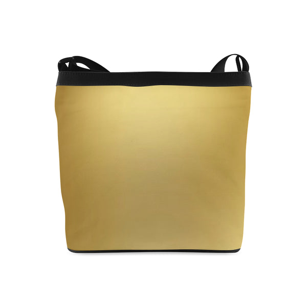 Gold Shoulder Sling Bag - Swamp Kicks