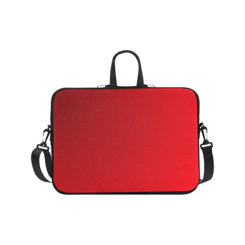 "Red Computer  17 Inch Sleeve for 17"" Laptop"