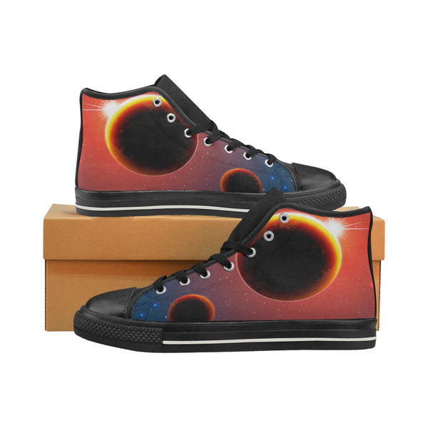Men's Red Planet Aquila High Top Canvas - Swamp Kicks