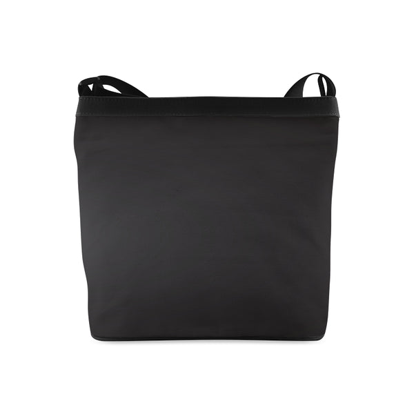Black Shoulder Sling Bag - Swamp Kicks