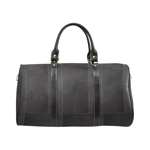 Men's Black Travel Bag - Swamp Kicks