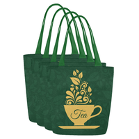Tea Lightweight Cloth Reusable Shopping Tote Bag