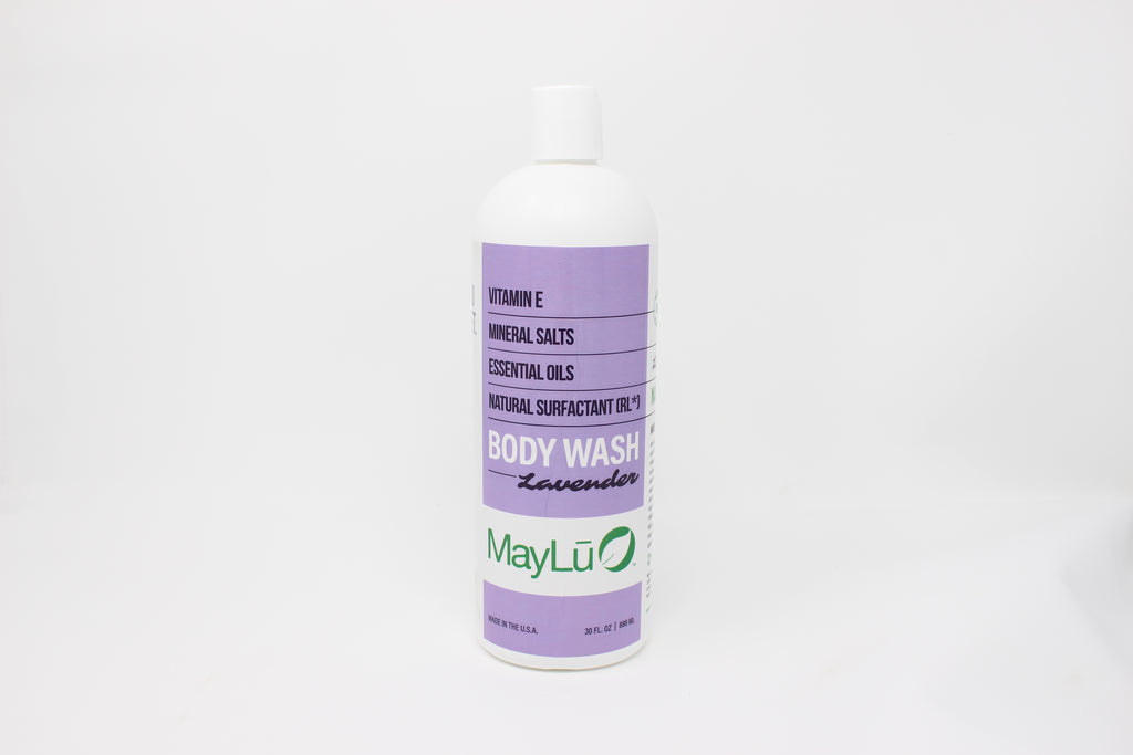 Lavender Natural Body Wash