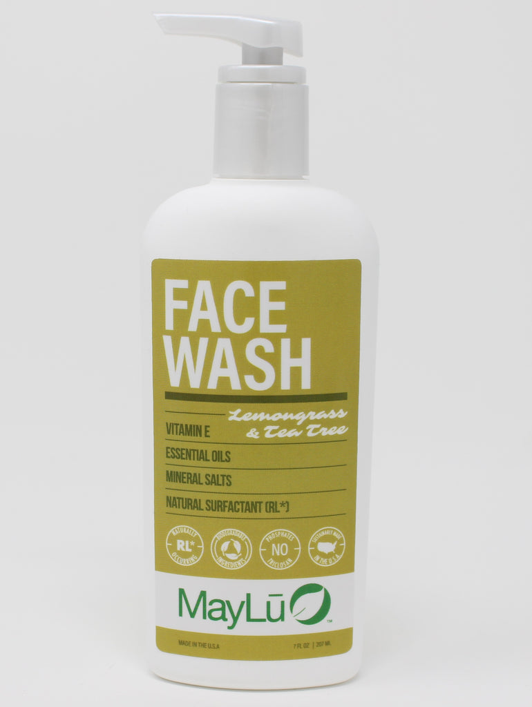 Citrus Natural Face Wash