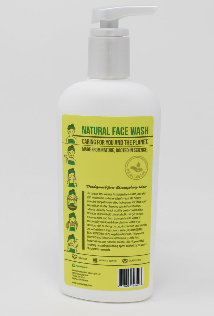 Lemongrass & Tea Tree Natural Face Wash