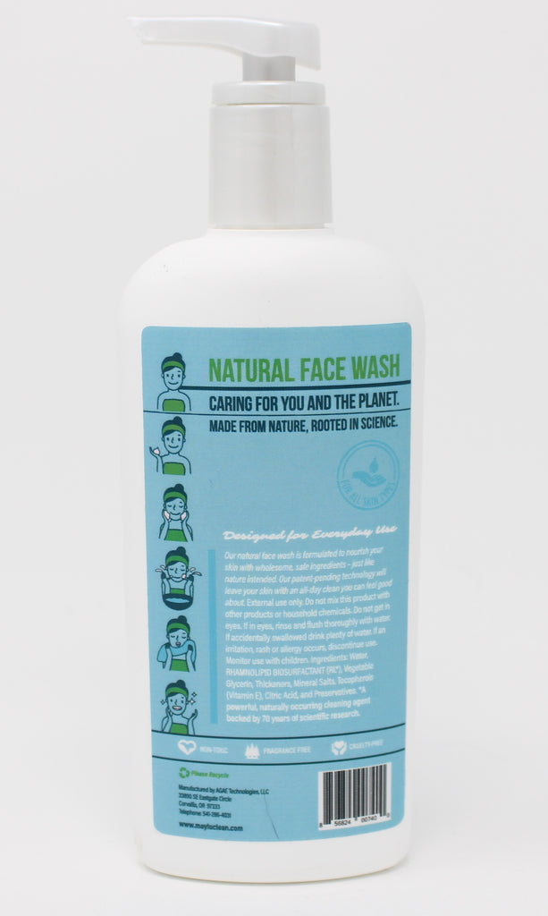 Unscented Natural Face Wash