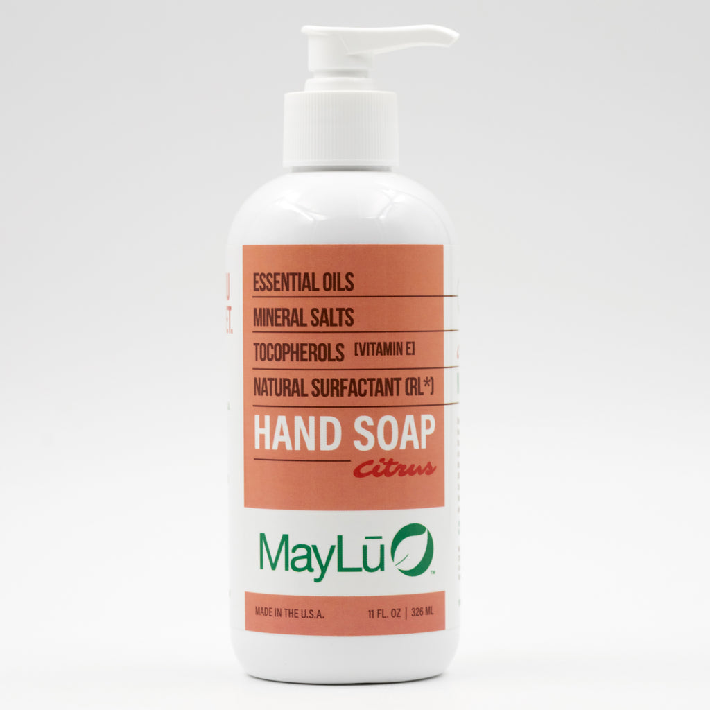 Citrus Natural Hand Soap