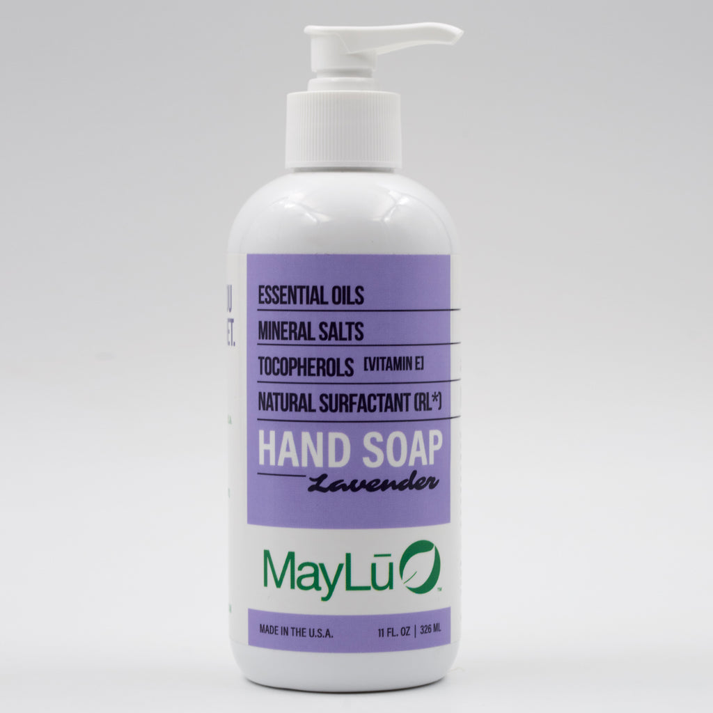Mint Natural Hand Soap