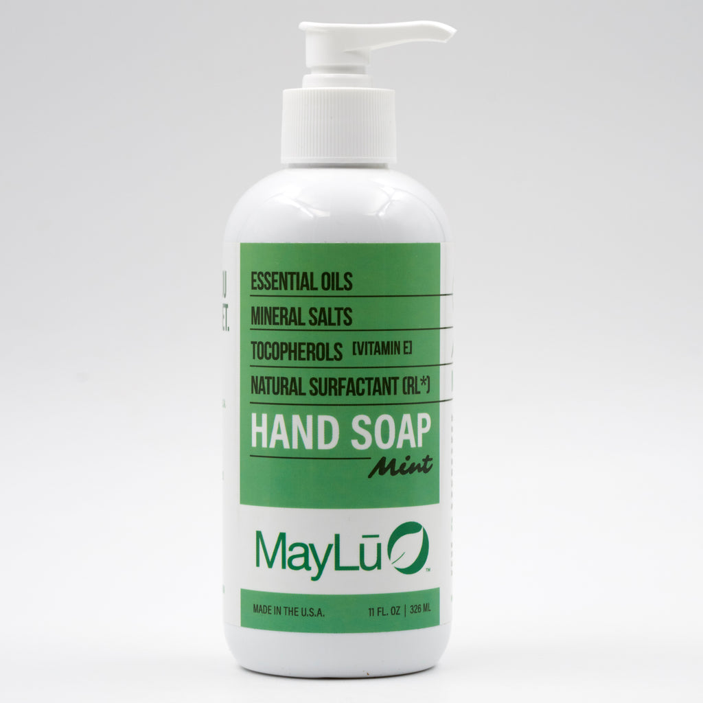 Vanilla Natural Hand Soap