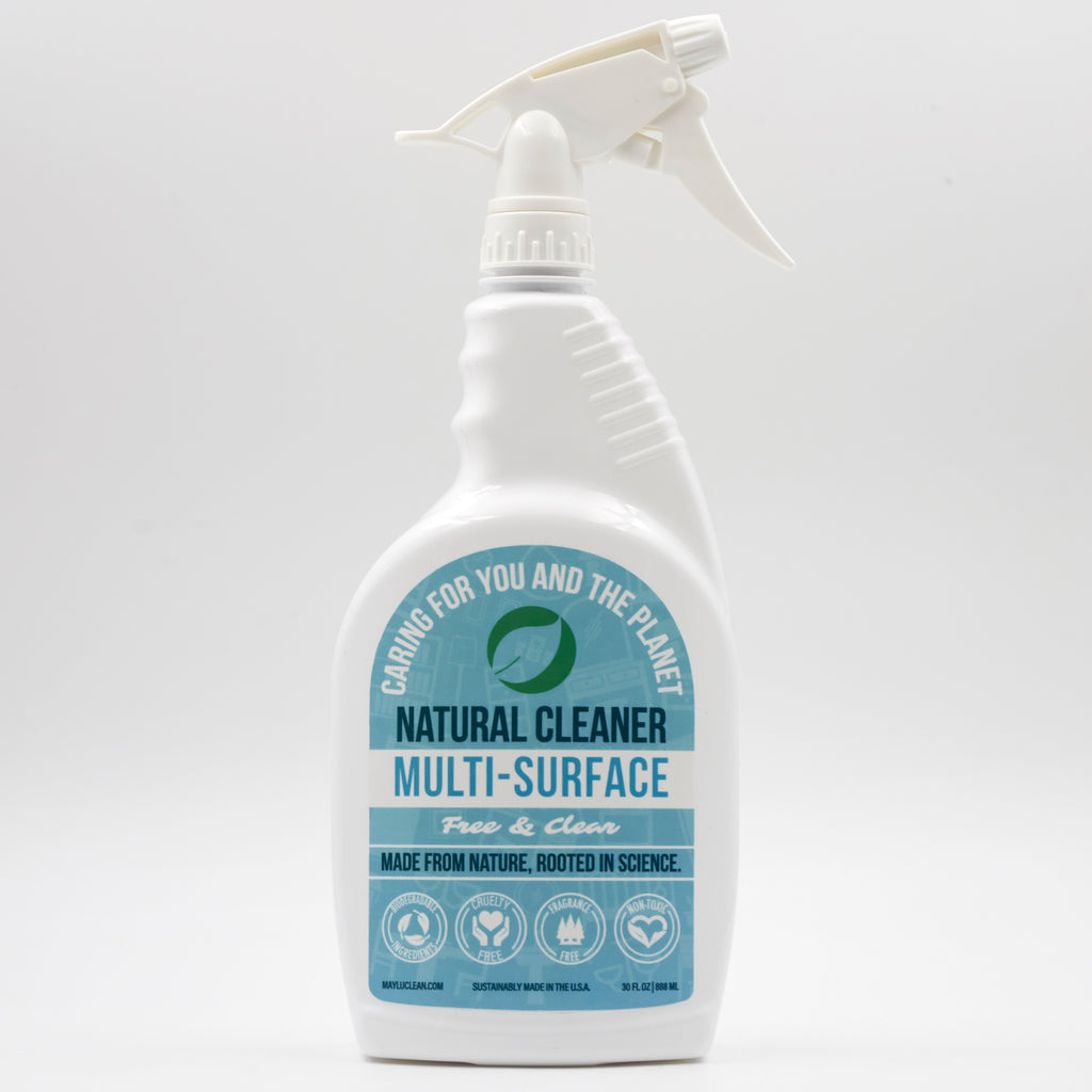 Natural Multi-Surface Cleaner