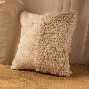 Nada Duele, Knots Pillow by Guatemalan design brand Nada Duele via White Label Project